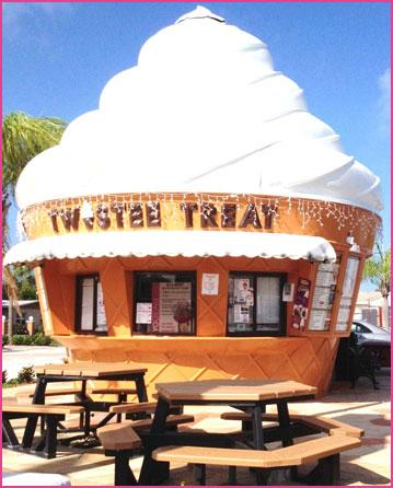 Ice Cream Cakes St Petersburg Fl